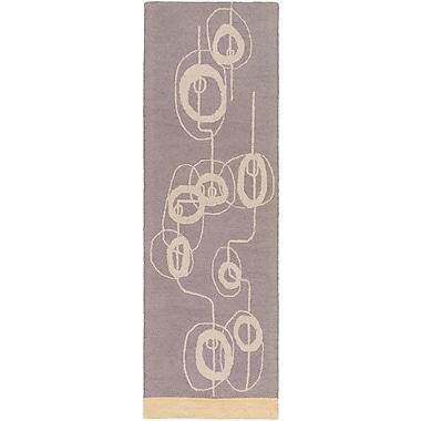 Surya Lotta Jansdotter Decorativa DCR4017-268 Hand Tufted Rug, 2'6