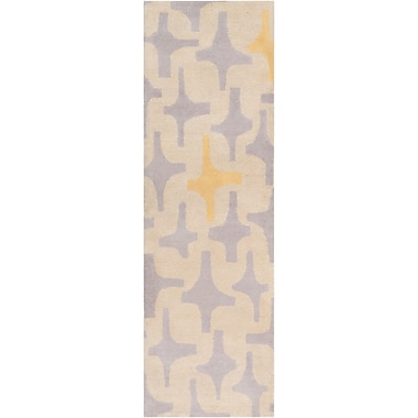 Surya Lotta Jansdotter Decorativa DCR4018-268 Hand Tufted Rug, 2'6