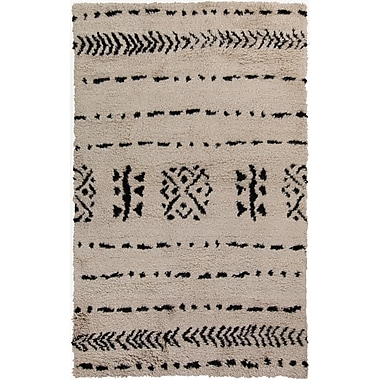 Surya Denali DEN5000-23 Hand Knotted Rug, 2' x 3' Rectangle