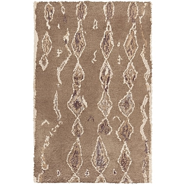 Surya Denali DEN5003-810 Hand Knotted Rug, 8' x 10' Rectangle