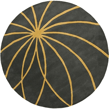 Surya Forum FM7181-99RD Hand Tufted Rug, 9'9