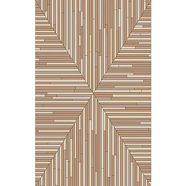Surya Houseman HSM4012-58 Hand Crafted Rug, 5' x 8' Rectangle