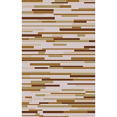 Surya Houseman HSM4020-810 Hand Crafted Rug, 8' x 10' Rectangle
