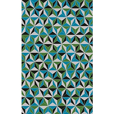 Surya Houseman HSM4051-810 Hand Crafted Rug, 8' x 10' Rectangle
