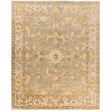 Surya Istanbul IST1001-810 Hand Knotted Rug, 8' x 10' Rectangle
