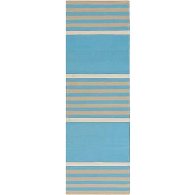 Surya Oxford OXF3004-268 Hand Woven Rug, 2'6