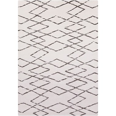 Surya Perla PRA6001-810 Machine Made Rug, 8' x 10' Rectangle