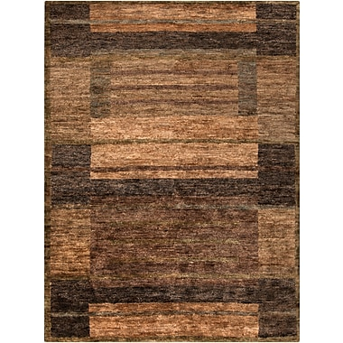 Surya Scarborough SCR5128-811 Hand Knotted Rug, 8' x 11' Rectangle
