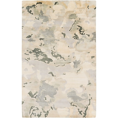 Surya Candice Olson Slice of Nature SLI6406-913 Hand Knotted Rug, 9' x 13' Rectangle