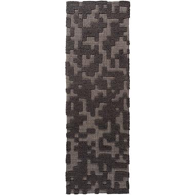 Surya Stencil STN1000-268 Hand Woven Rug, 2'6