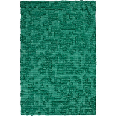 Surya Stencil STN1005-811 Hand Woven Rug, 8' x 11' Rectangle