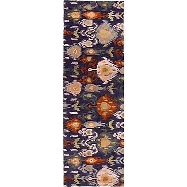 Surya Surroundings SUR1018-268 Hand Tufted Rug, 2'6