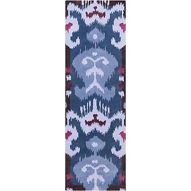 Surya Swank SWA1011-268 Hand Tufted Rug, 2'6