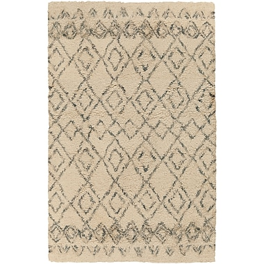 Surya Tasman TAS4501-23 Hand Woven Rug, 2' x 3' Rectangle