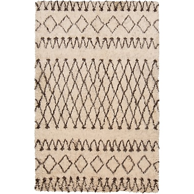 Surya Tasman TAS4505-23 Hand Woven Rug, 2' x 3' Rectangle