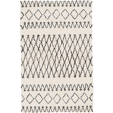 Surya Tasman TAS4509-23 Hand Woven Rug, 2' x 3' Rectangle