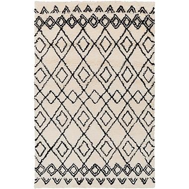 Surya Tasman TAS4510-810 Hand Woven Rug, 8' x 10' Rectangle