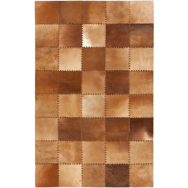 Surya Papilio Texas TEX8000-810 Hand Crafted Rug, 8' x 10' Rectangle