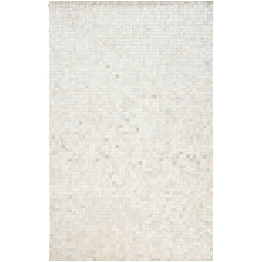 Surya Trail TRL1117-58 Hand Crafted Rug, 5' x 8' Rectangle
