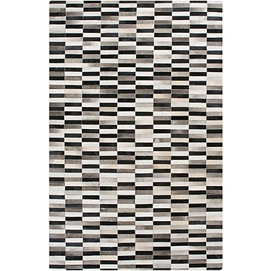 Surya Trail TRL1131-23 Hand Crafted Rug, 2' x 3' Rectangle