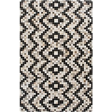 Surya Trail TRL1132-58 Hand Crafted Rug, 5' x 8' Rectangle