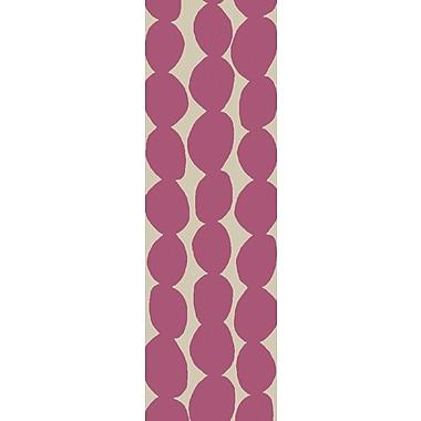 Surya Lotta Jansdotter Textila TXT3010-268 Hand Woven Rug, 2'6