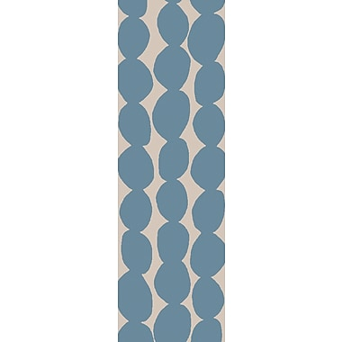 Surya Lotta Jansdotter Textila TXT3011-268 Hand Woven Rug, 2'6