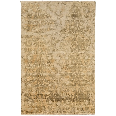 Surya Uncharted UND2001-58 Hand Knotted Rug, 5' x 8' Rectangle