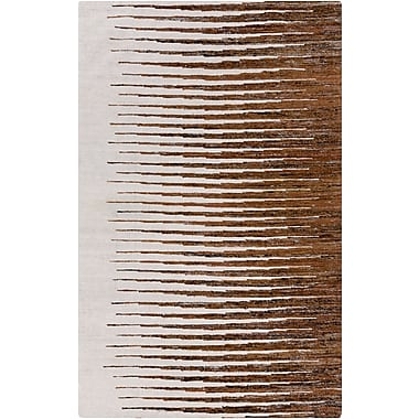 Surya Vibe VIB1001-811 Hand Woven Rug, 8' x 11' Rectangle