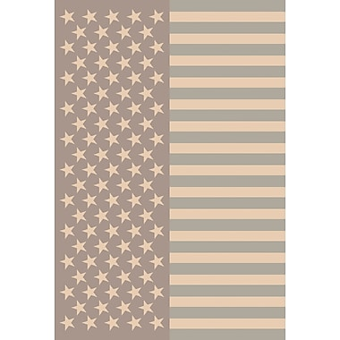 Surya Washington WAS5001-576 Hand Woven Rug, 5' x 7'6