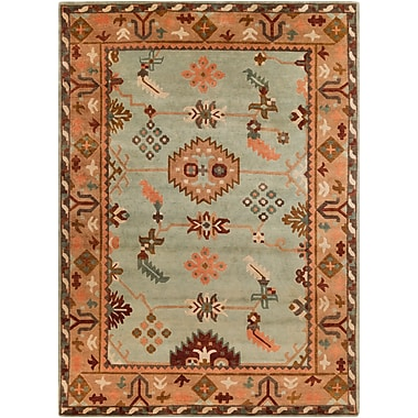Surya Anastacia ANA8410-23 Hand Knotted Rug, 2' x 3' Rectangle