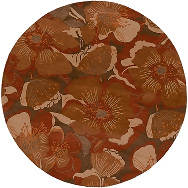 Surya Athena ATH5102-8RD Hand Tufted Rug, 8' Round