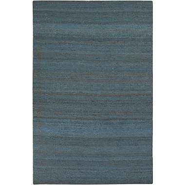 Surya Bermuda BER1011-811 Hand Woven Rug, 8' x 11' Rectangle
