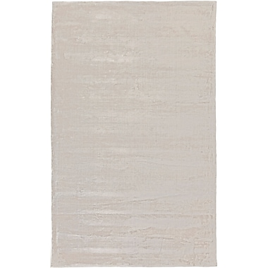 Surya Papilio Bogata BGT8000-46 Hand Loomed Rug, 4' x 6' Rectangle