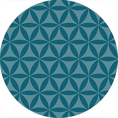Surya Brentwood BNT7695-3RD Hand Hooked Rug, 3' Round