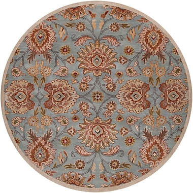 Surya Caesar CAE1052-8RD Hand Tufted Rug, 8' Round