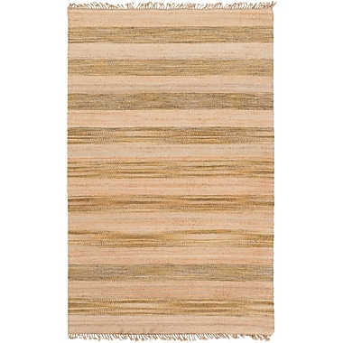 Surya Claire CLR4006-23 Hand Woven Rug, 2' x 3' Rectangle