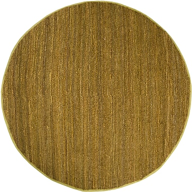 Surya Continental COT1936-8RD Hand Woven Rug, 8' Round