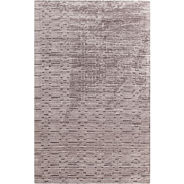 Surya Papilio Crystal CRY2000-46 Hand Loomed Rug, 4' x 6' Rectangle