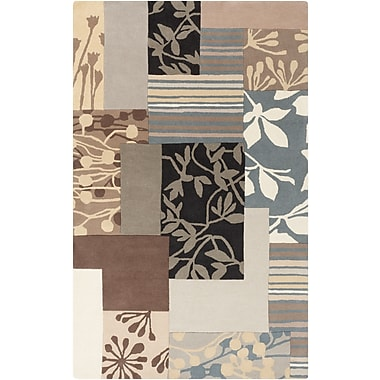 Surya Harlequin HQL8029-912 Hand Tufted Rug, 9' x 12' Rectangle