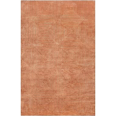 Surya Candice Olson Luminous LMN3004-46 Hand Knotted Rug, 4' x 6' Rectangle