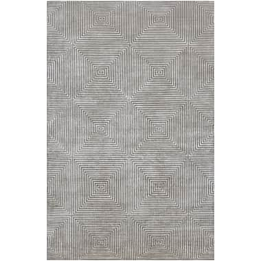 Surya Candice Olson Luminous LMN3005-46 Hand Knotted Rug, 4' x 6' Rectangle