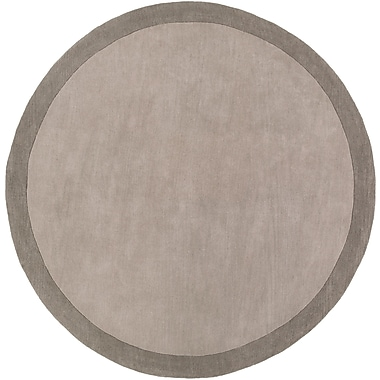 Surya Angelo Home Madison Square MDS1000-8RD Hand Loomed Rug, 8' Round