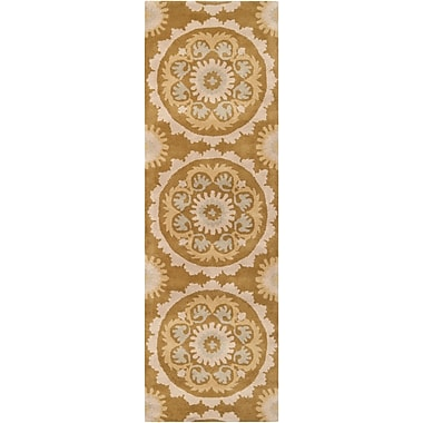 Surya B. Smith Mosaic MOS1069-268 Hand Tufted Rug, 2'6