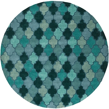 Surya Oasis OAS1102-8RD Hand Tufted Rug, 8' Round