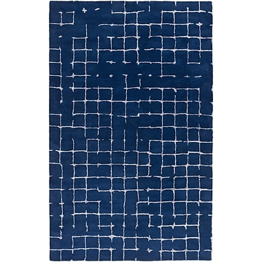Surya Mike Farrell Pursuit PUT6004-58 Hand Tufted Rug, 5' x 8' Rectangle