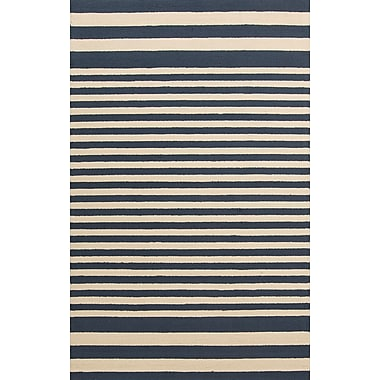 Surya Rain RAI1155-810 Hand Hooked Rug, 8' x 10' Rectangle