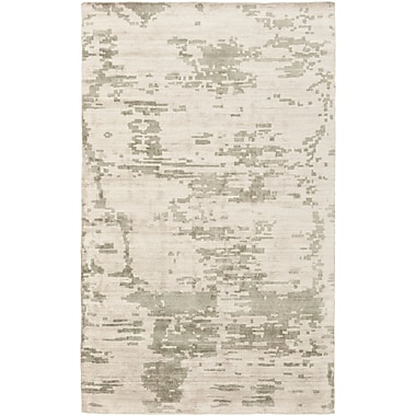 Surya Papilio Silence SIL7001-810 Hand Loomed Rug, 8' x 10' Rectangle