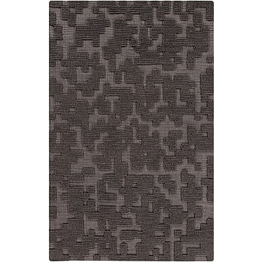 Surya Stencil STN1000-811 Hand Woven Rug, 8' x 11' Rectangle