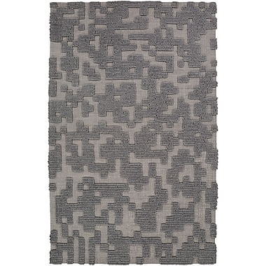Surya Stencil STN1001-811 Hand Woven Rug, 8' x 11' Rectangle
